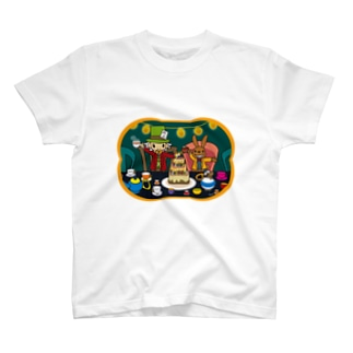 MAD TEA PARTY Tシャツ
