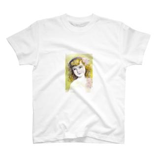 カチューシャ Tシャツ
