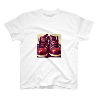 Foot-Wear Tシャツ