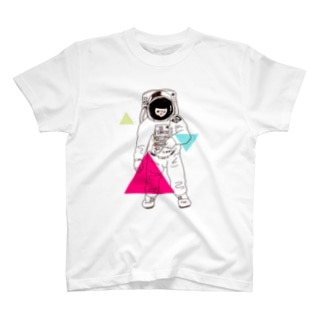 Space ship! Tシャツ