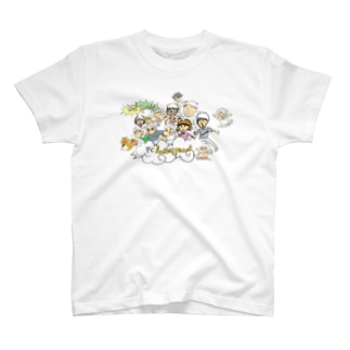 FC Animal Planet / Get Ready ! T Tシャツ
