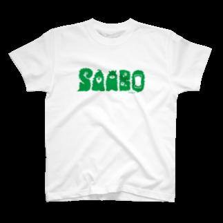 SAABOのmonster_STシャツ