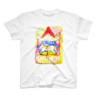 メリーゴーランド Tシャツ