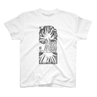 気になる木 Tシャツ