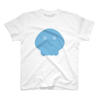 くらげのきせつですね Tシャツ