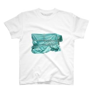 みどりのかたまり Tシャツ