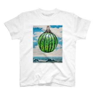 1999年の夏休み Tシャツ