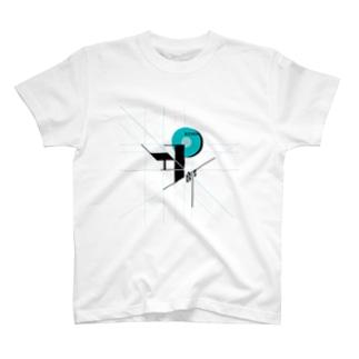 高専DJ部(青) Tシャツ