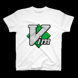 Vim Tシャツ