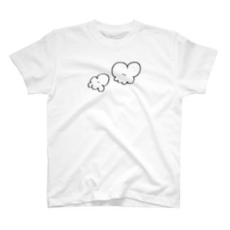 popcorn Tシャツ