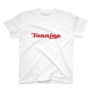 Tannina RED Tシャツ