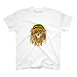 Lion Series Tシャツ