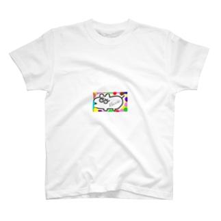 Miccie. Color Tシャツ