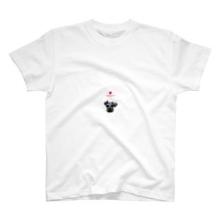 Love Schnauzer T-shirts