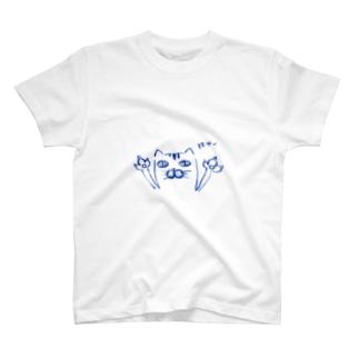 ぶちゃねこ T-shirts