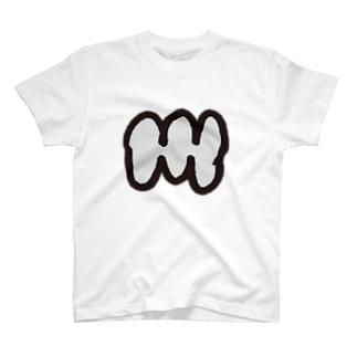 雲マーク T-shirts