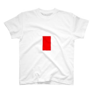 紅い刺客 T-shirts
