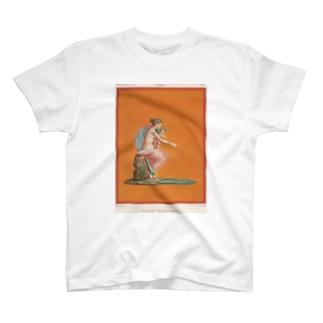 ポンペイ遺跡 T-shirts