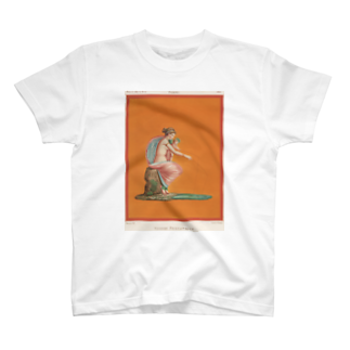 J. Jeffery Print Galleryのポンペイ遺跡 T-shirts