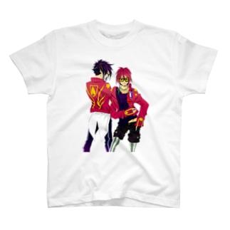バンドマンM T-shirts