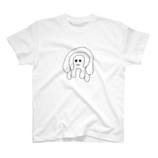 ふとんから出たくない T-shirts