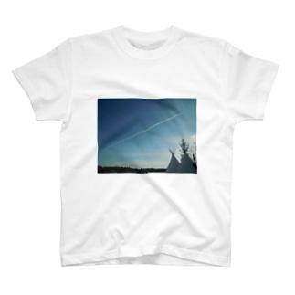 つきぬけろ。 T-shirts