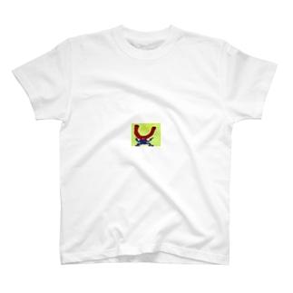 磁石マン T-shirts