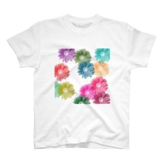 colorflower T-shirts