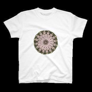 くにちゃんのさくらをぐるぐる T-shirts
