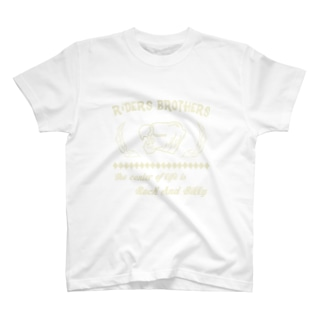 RiDERS BROTHERS(濃色ボディ用) T-shirts