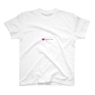 糸島ドライブ <We Love> T-shirts