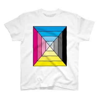 最大画像サイズ(文字なし) T-shirts