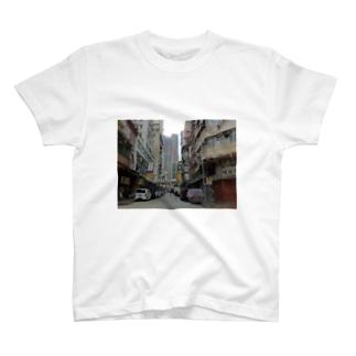 miloのHongKong T-shirts