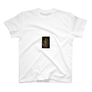 スイカお化け T-shirts