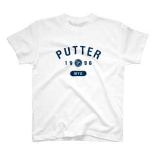 PUTTER 1996 T-shirts