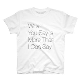 TITLES 1 T-shirts