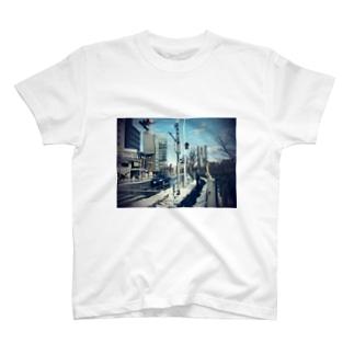 ICHIGAYA T-shirts