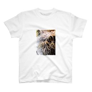 kalubabuの雪 T-shirts