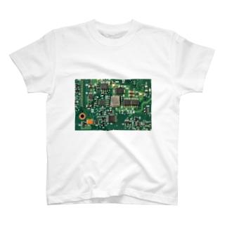 回路 T-shirts