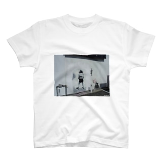 Los Angels Melrose T-shirts