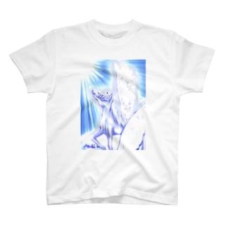 光のペガサス T-shirts