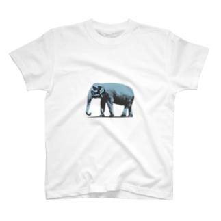 でもぞうさんのほうが Tシャツ