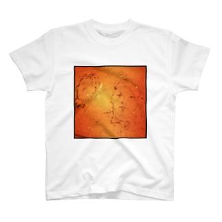 n!のMr.X T-shirts