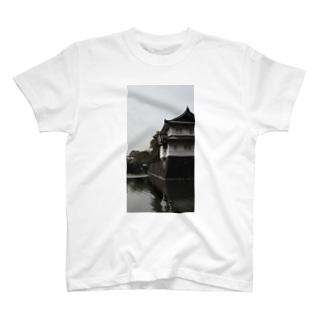 江戸城~EDOJOU~ T-shirts