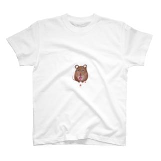 ちえこさんの干支せとら_子 T-shirts