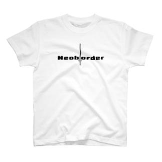 Neoborder2028-001 T-shirts