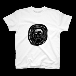 しゃぼんのモノクローム。(20色展開) T-shirts