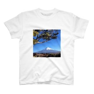 富士山 T-shirts