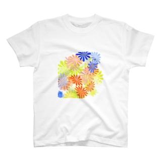 POPERFlower T-shirts