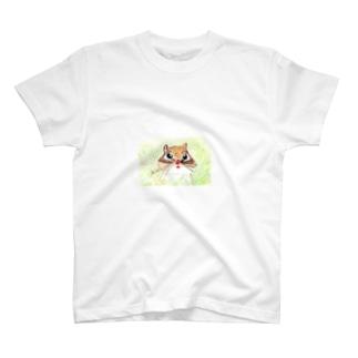 ユリスの森からこんにちは T-shirts